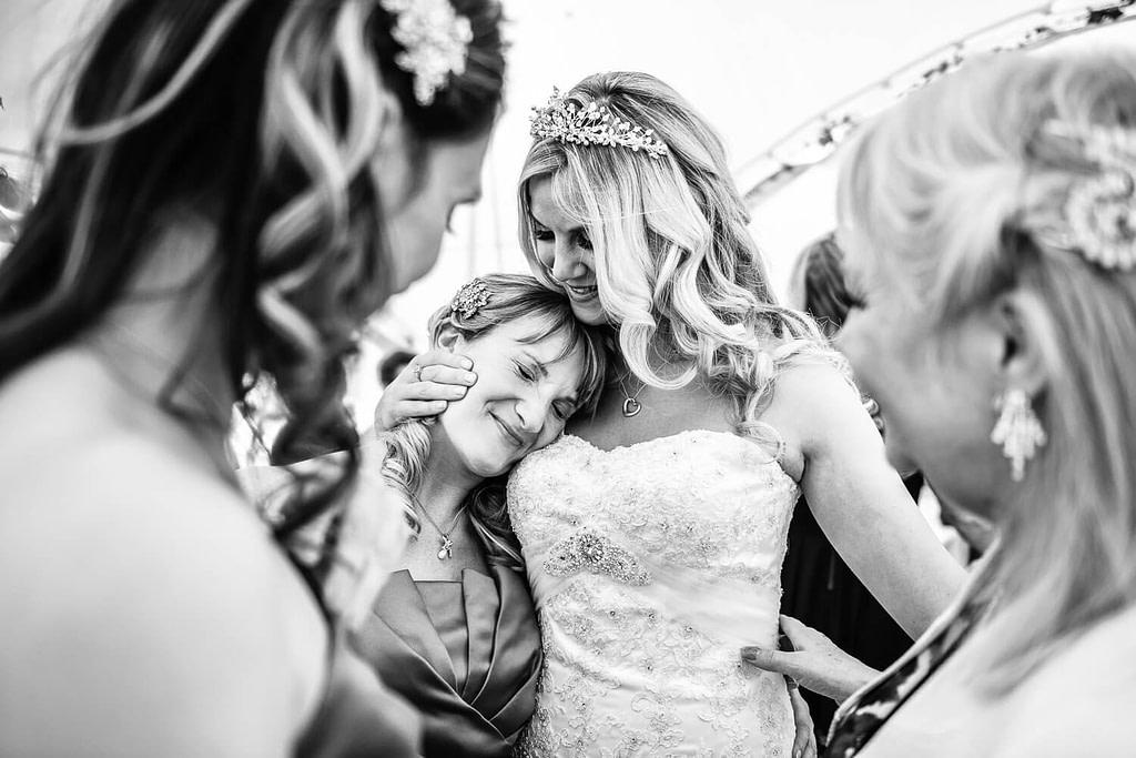 Bride in dark light - WEDDING PHOTOGRAPHY